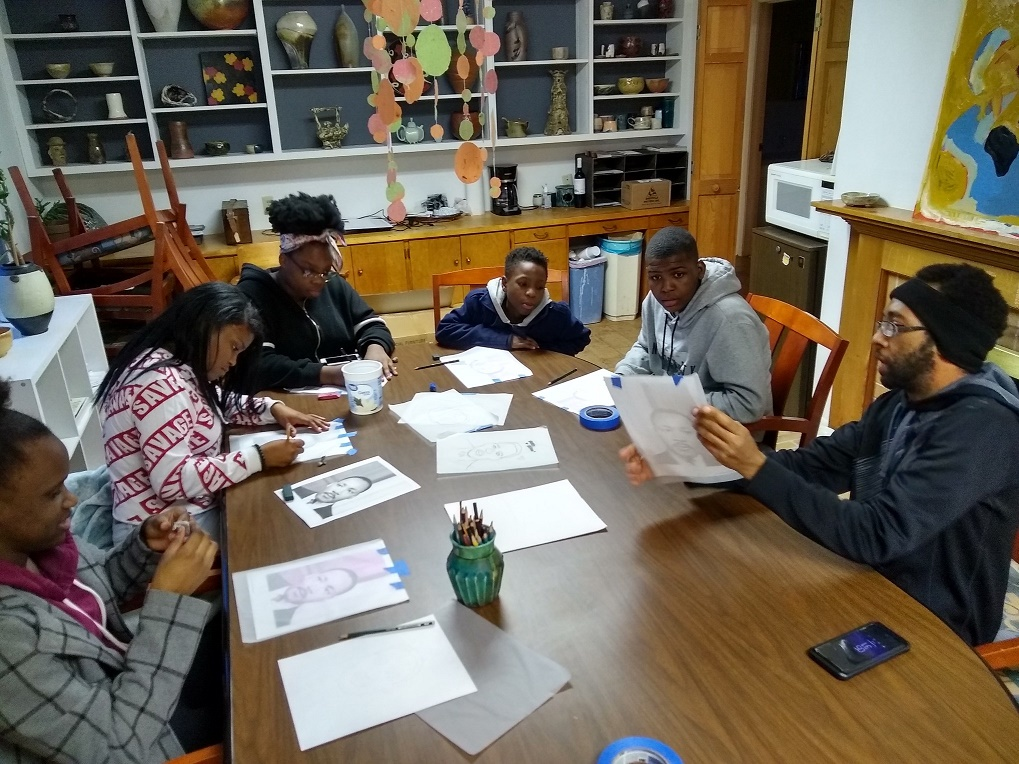 Moving Ahead After-School and Summer Program | Columbia